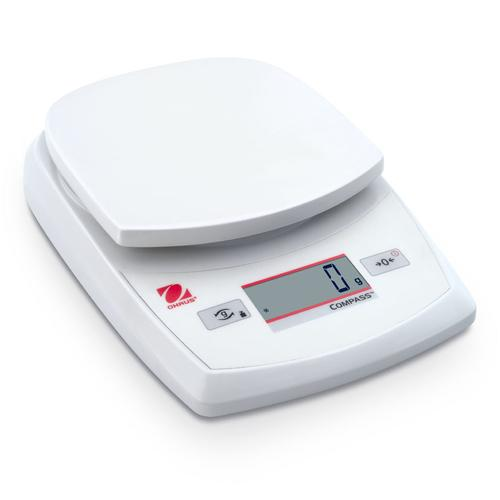 Ohaus CR-2200 (30428206) Digital Compact Scale, 2200 g x 1 g