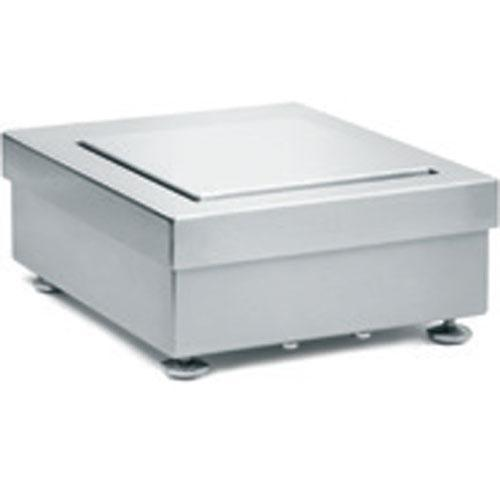 Minebea ISBBS-6-H Platform 7.1 x 7.1 inch Stainless Steel (Base Only) - 6.2 kg x 0.01 g