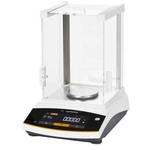 Sartorius Entris II BCE124i-1S Analytical Balance with Internal Calibration 120 g x 0.1 mg