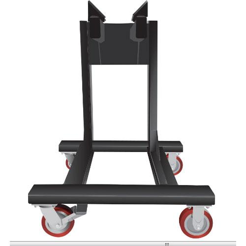MSI 159221 Universal Crane Scale Transport Cart