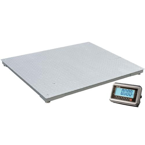 LW Measurements T-Scale BWS-TF1212 Legal for Trade Floor Scale 5000 x 1 lb