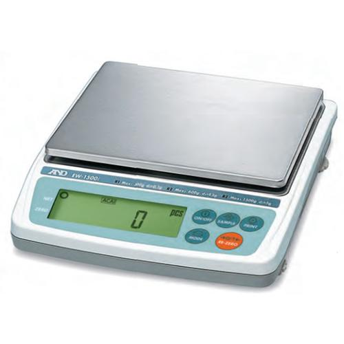 AND Weighing EK-600i Everest Digital Scales, 600 x 0.1 g, Legal for trade