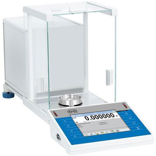 RADWAG XA 21/52.4Y.M.A.B  Micro Balance with Automatic Door with Wireless Terminal 21.1 g x 0.001 mg and 52 g x 0.005 mg