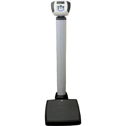 Healthometer 599kl Digital Waist High Medical Scale 600 X 0 2 Lb