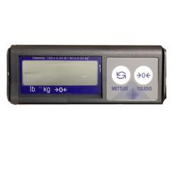 Mettler Toledo® PS60 Shipping Scale, 150 lb x 0 05 lb