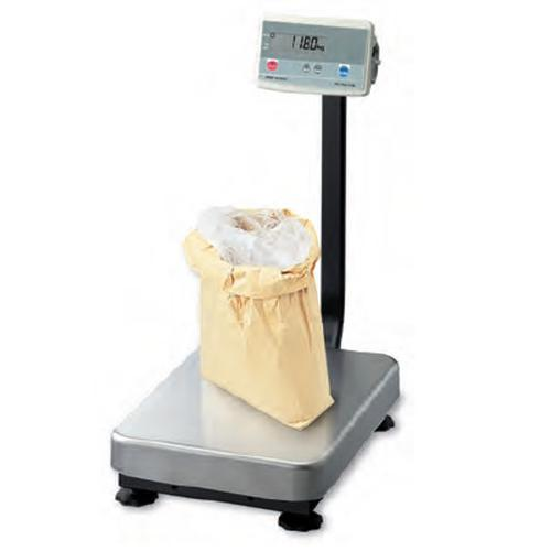 AND Weighing FG-150KAM Platform Scale, 300 x 0.02 lb, non-NTEP