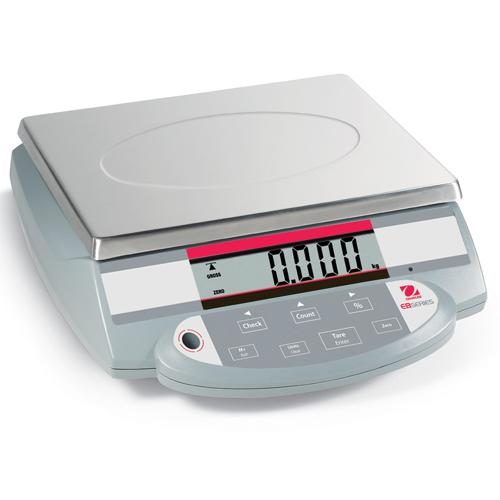 Ohaus EB15 Bench Scale, 15000 x 0.5 g