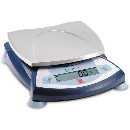 Ohaus Sp 6001 Scout Pro Digital Balance 6000 X 0 1 G