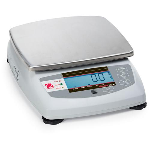 OHAUS Ohaus V51P15 Valor 5000 Digital Scale 30 lb x 0 005 lb