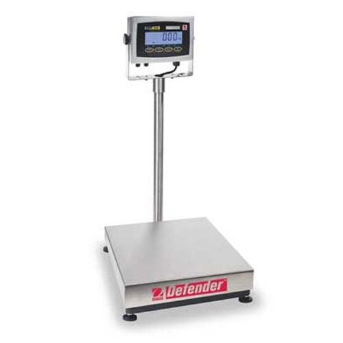 Ohaus D31XW300VX Defender 3000 Xtreme Washdown Bench Scale, 300 x 0.05kg