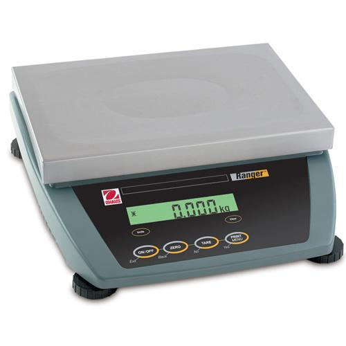 Ohaus RD30LSW Ranger Washdown Scale, 30000 g x 1 g