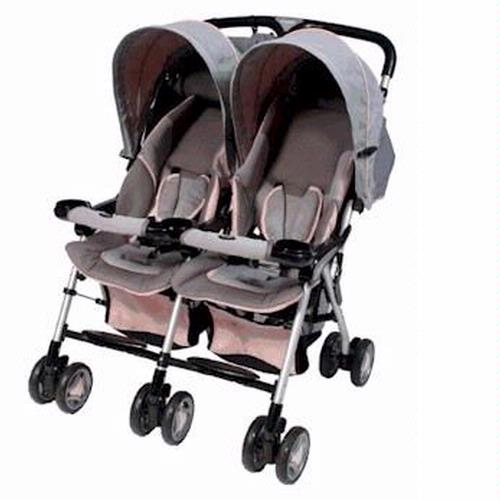 Combi 7230-74 Twin Savvy EX Double Stroller, On Purpose Pink ...