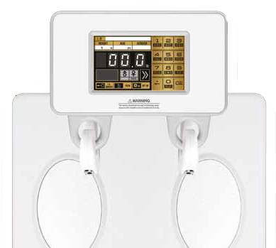 Rice Lake X-Contact 357-S Full Body Composition Analyzer 550 x 0.2 lb