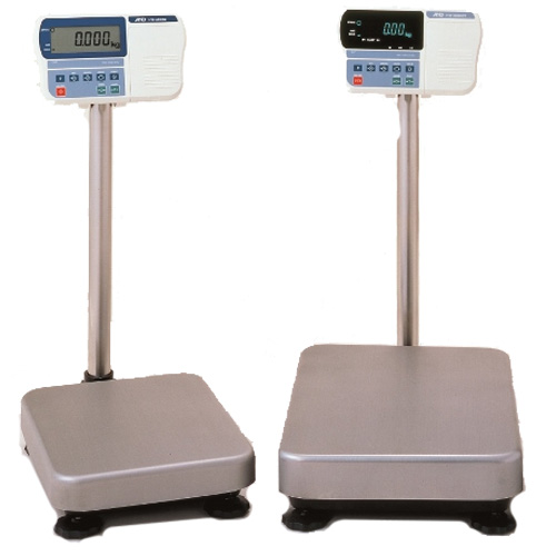 AND Weighing HV-G Series Industrial Platform Scales - Legal for Trade