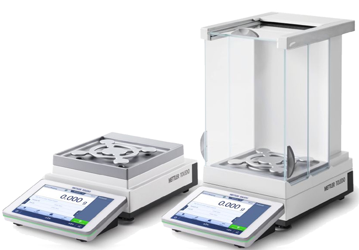 Mettler Toledo® XPR303S Milligram Balance with SmartPan and Draft Shield 310g x 1mg