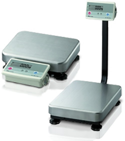 AND Weighing FG-K-Series Industrial Bench Scales