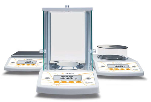 Sartorius M-Power Advanced Weighing Technology Made Affordable