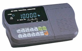 AND AD-4405 Digital Scale Indicators