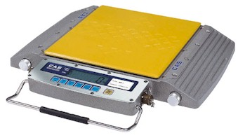 CAS RWS Wheel Weighing Digital Scale