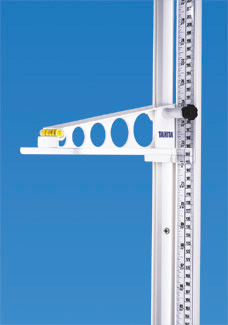 Height Rod: Height Rod from Tanita - for Tanita TBF-Series Pro Body Composition Analyzers