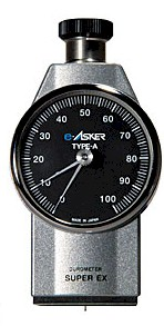 Asker Super EX Hand Durometers from Hoto Instruments