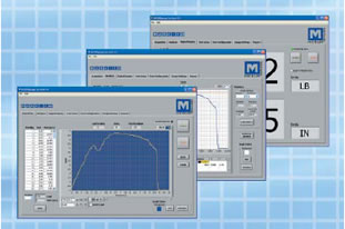 Mark-10 MESURGauge Data Collection Software for Force Testing