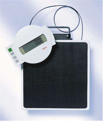seca 882 Body Mass Index Scale / Remote Head Floor Scale